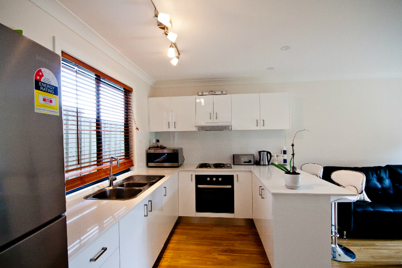 kitchen design in flats. new granny flat kitchen  img 1840 Granny Flat Kitchens Designs