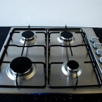 minto-gas-cooktop in granny flat