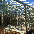 Seven hills nsw granny flat frame construction