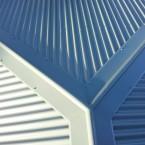 Seven hills granny flat colorbond roof