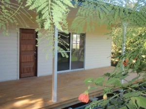 granny flats with additional verandahs, patios & awnings
