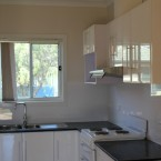 seven hills sydney granny flat kitchen and benchtops