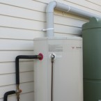 seven hills granny flat hot water system and water tank