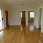 Seven Hills Granny Flat living area and bedrooms
