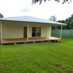 backyard at seven hills nsw granny flat