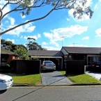 street view of our minto granny flat in sydney
