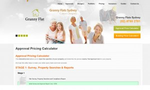 Granny Flat Approvals Calculator