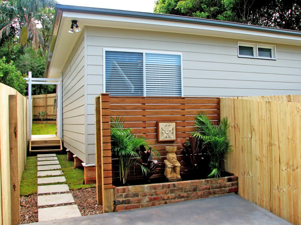 Warriewood External Facade