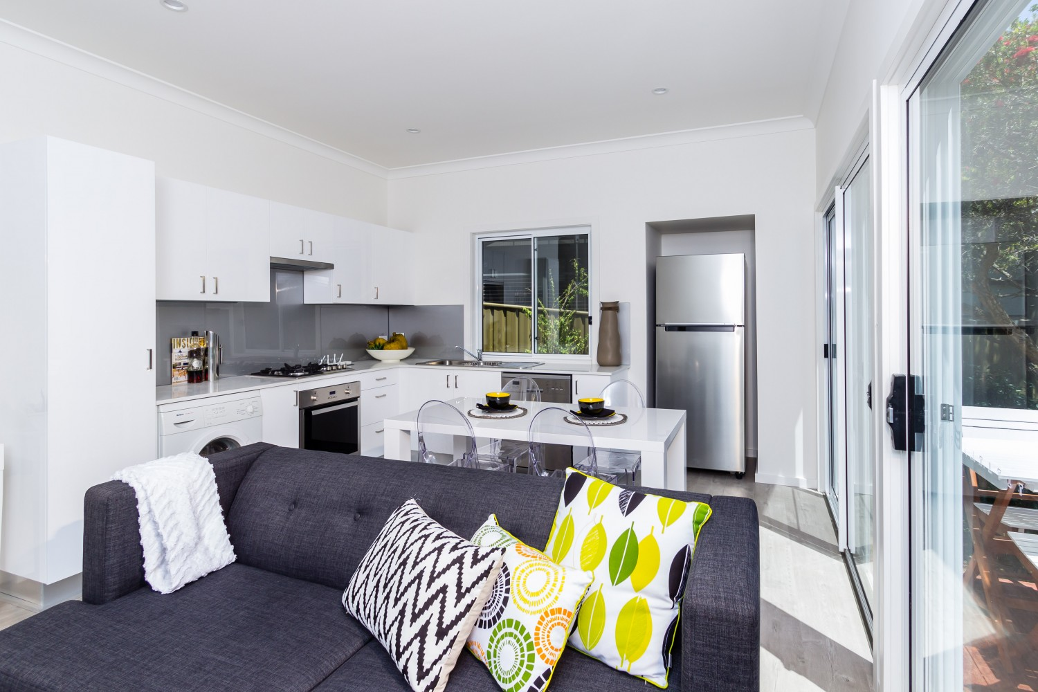 North Rocks Open Plan Living